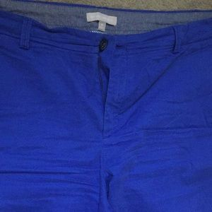 Banana Republic Soft Trouser Shorts